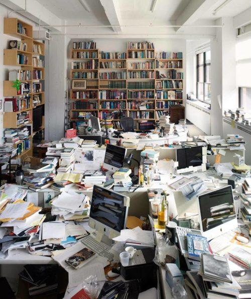 ออฟฟิสของ The New York Review of Books